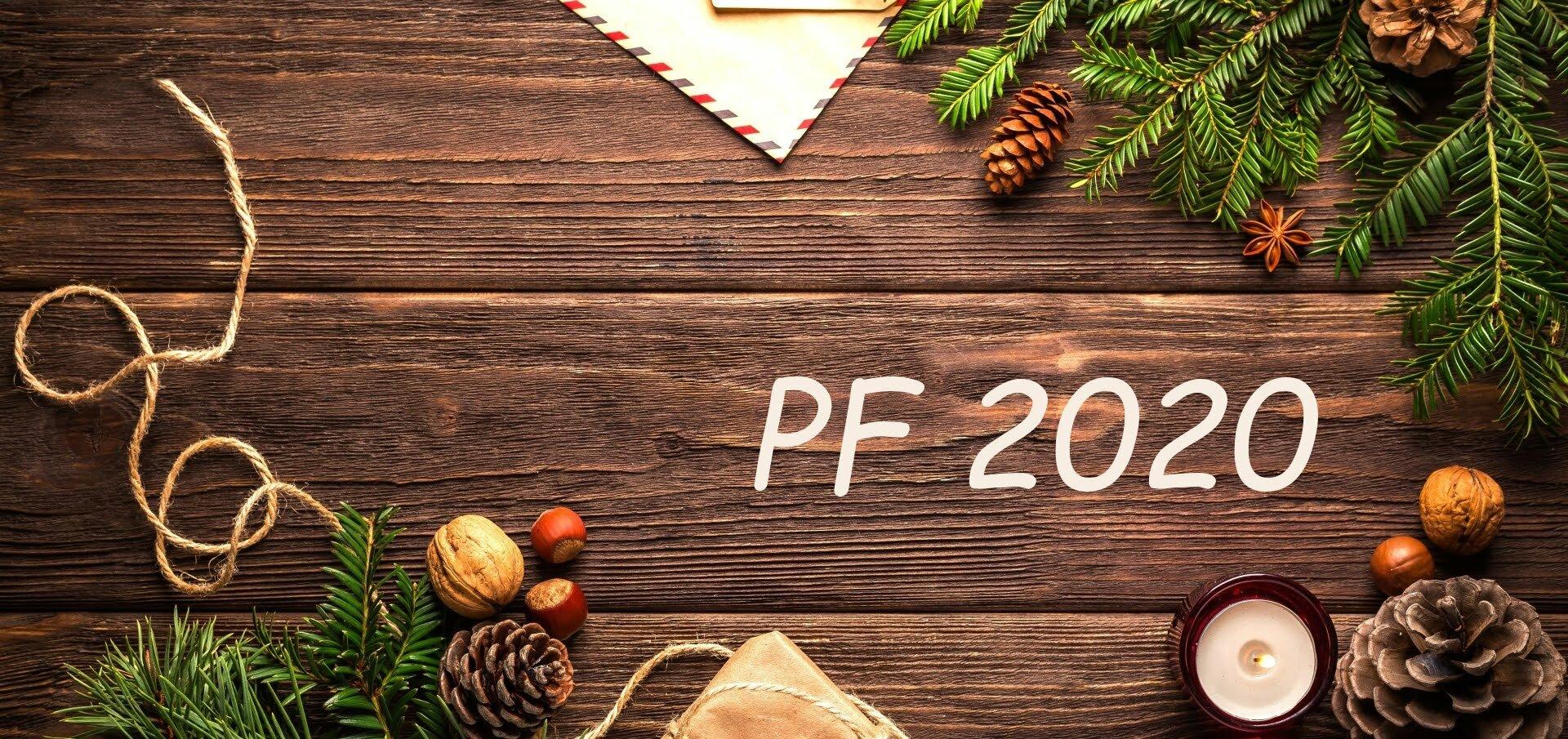 Novoročenka PF 2018