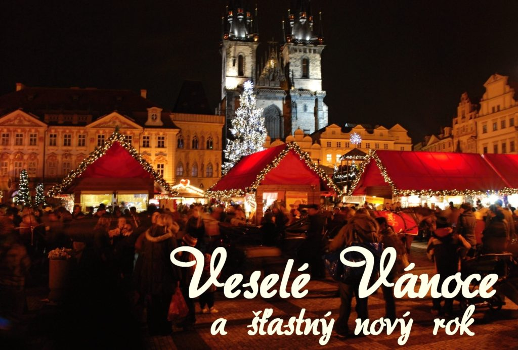 Vánoční trhy - přání