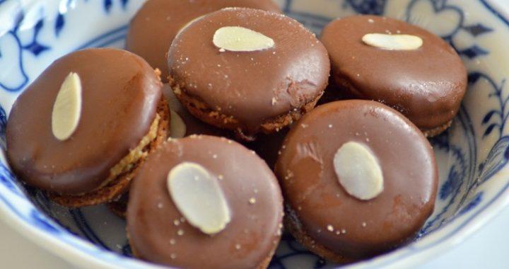 Išelské išlské dortíčky recept