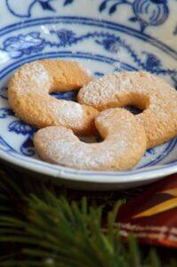 Recept na vanilkové rohlíčky od babičky
