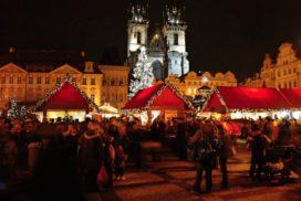 Vánoční trhy a akce 2016