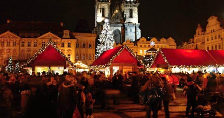 Vánoční trhy a akce 2020