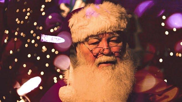 Mikuláš - Santa Claus