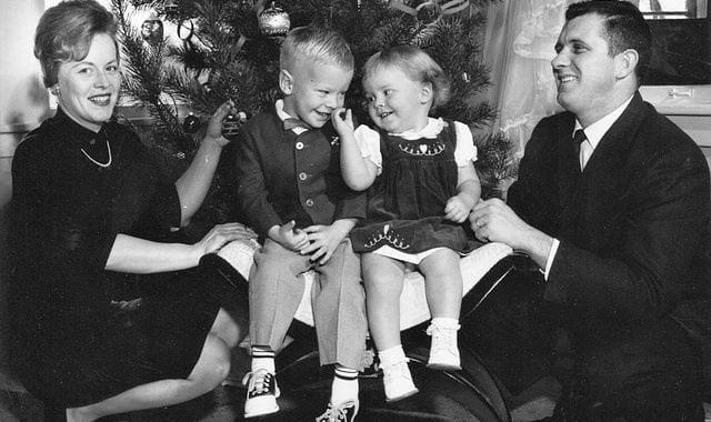 Vánoce 1964 - retro vánoční povídka