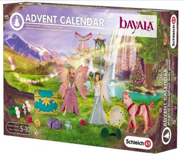 Schleich Adventní kalendář