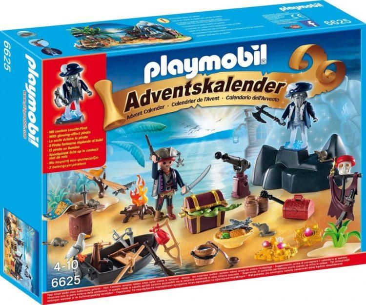 Kalendář od Playmobilu