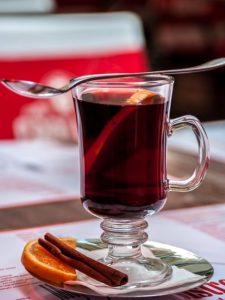 svařák svařené víno recept