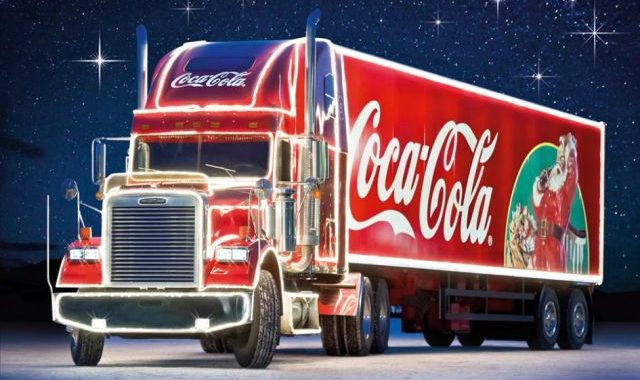 vánoční reklamy
