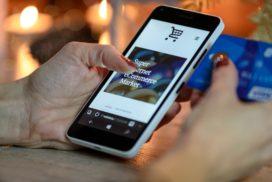 vánoční nákup potravin přes internet on line