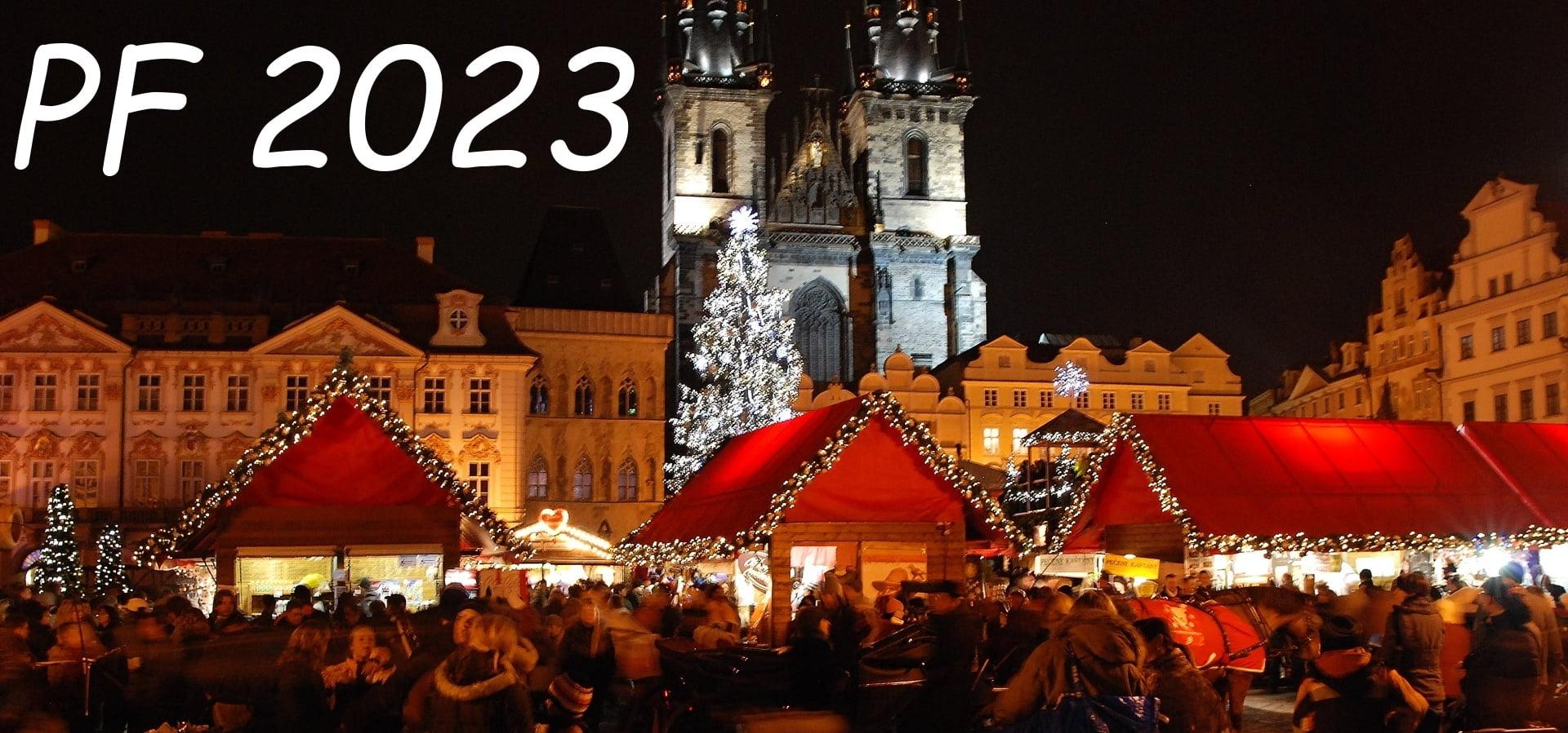 Přání vánoční trhy